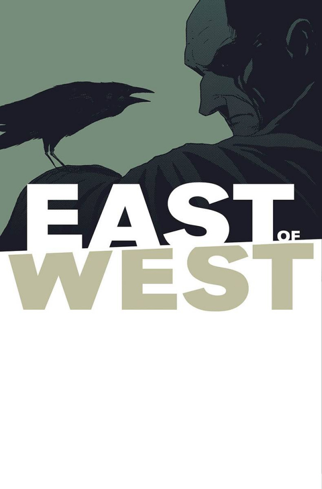 East of West #25 (Dragotta Cover)
