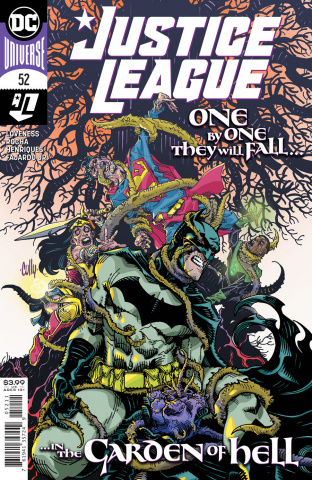Justice League #52 (Cully Hamner Cover)