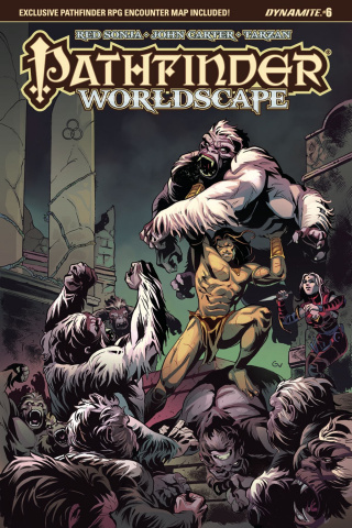 Pathfinder: Worldscape #6 (Subscription Cover)