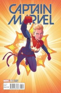 Captain Marvel #3 (McKelvie Cover)