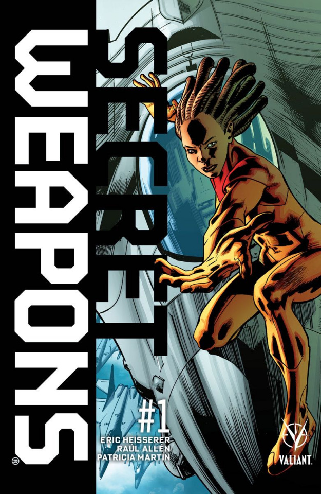 Secret Weapons #1 (50 Copy Hitch Cover)