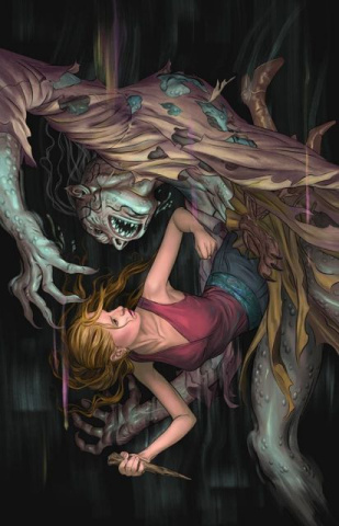 Buffy the Vampire Slayer, Season 9: Freefall #2 (Morris Cover)