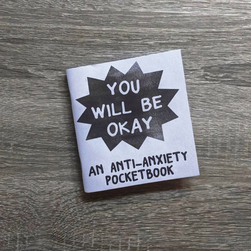You Will Be Okay: An Anti-Anxiety One Shot