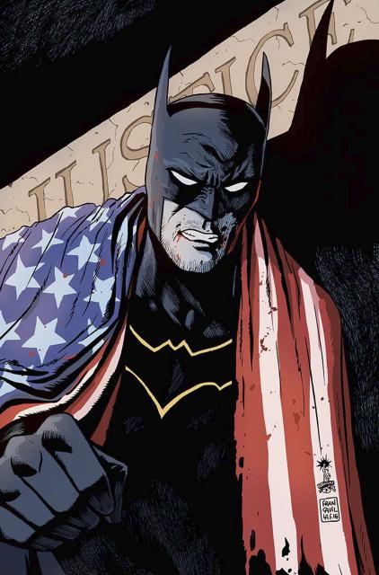 All-Star Batman #9 (Francavilla Cover)