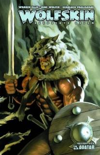 Wolfskin: Hundredth Dream #6 (Painted Cover)