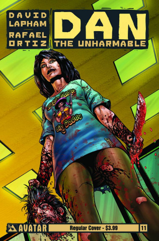 Dan the Unharmable #11