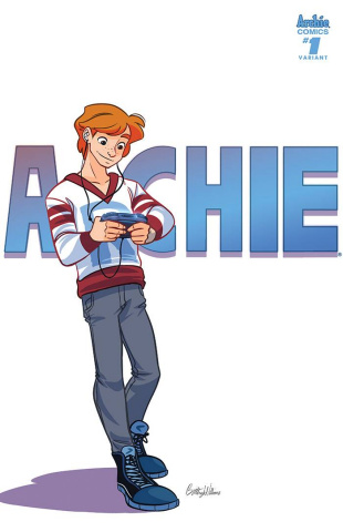 Archie #1 (Brittney Williams Cover)