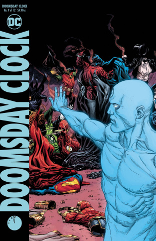 Doomsday Clock #9 (Variant Cover)