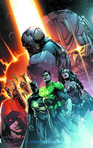 Justice League Vol. 7: Darkseid War, Part 1