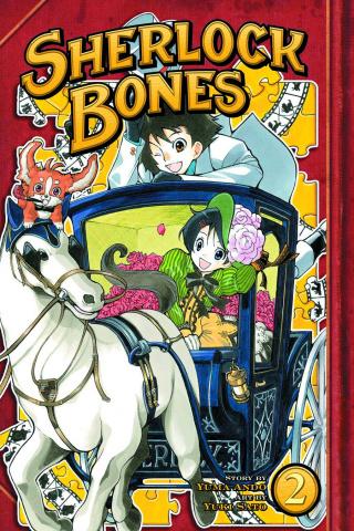 Sherlock Bones Vol. 2