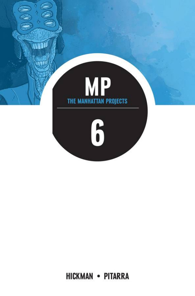 The Manhattan Projects Vol. 6
