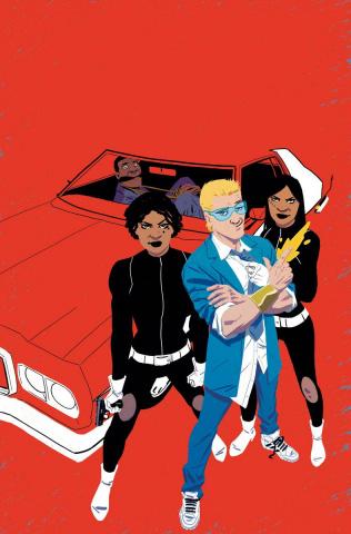 Quantum & Woody Must Die! #3 (20 Copy Kano Cover)