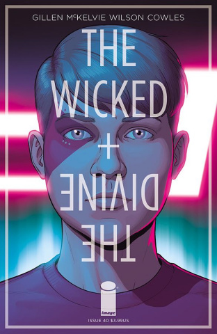 The Wicked + The Divine #40 (McKelvie & Wilson Cover)