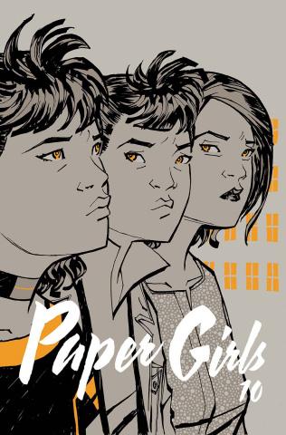 Paper Girls #10