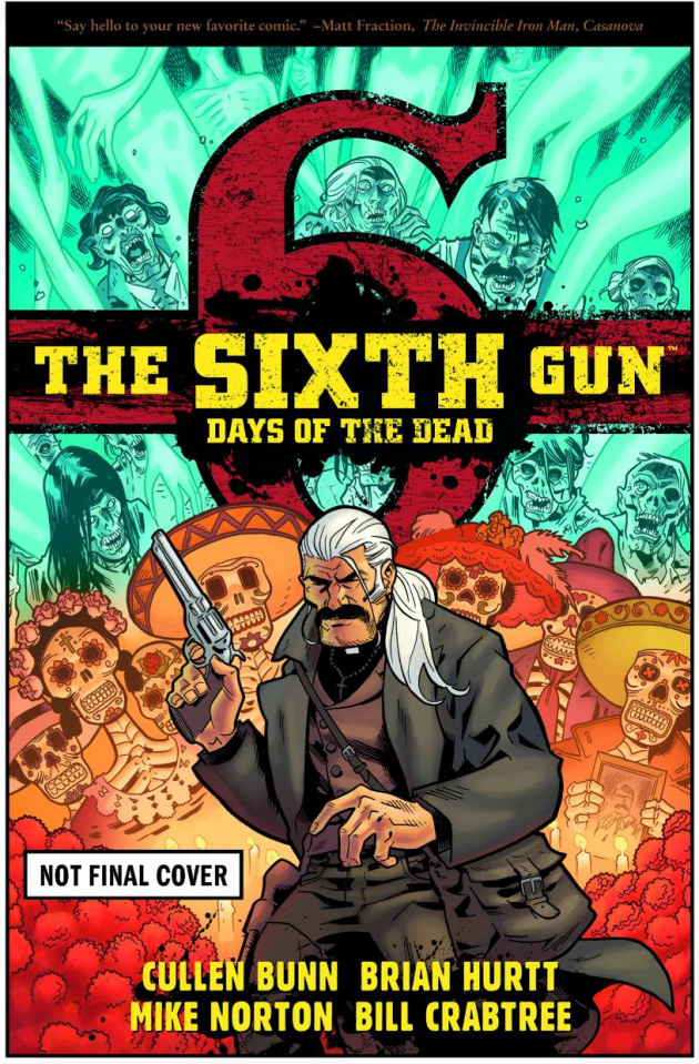 The Sixth Gun: Days of the Dead