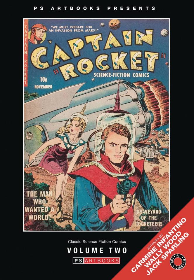 Classic Science Fiction Comics