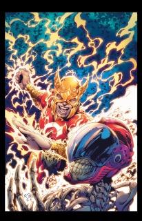 E.V.I.L. Heroes #3 (Richardson Cover)