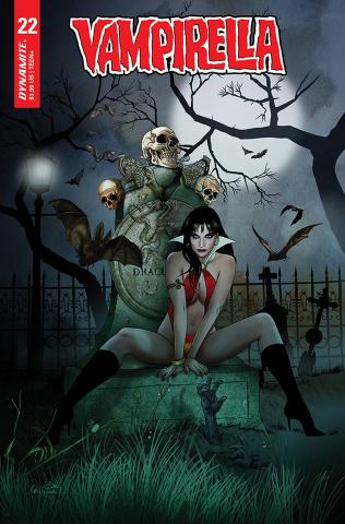 Vampirella #22 (Gunduz Cover)