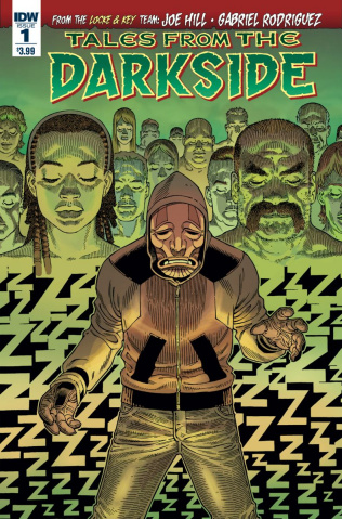 Tales from the Darkside #1 (2nd Printing)