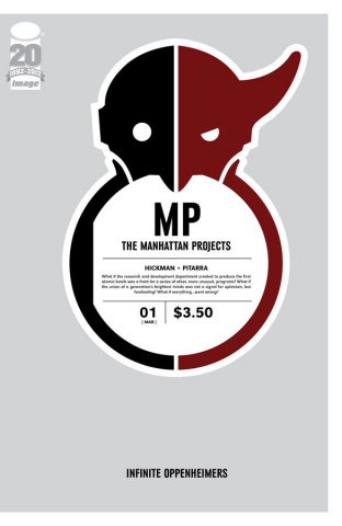 The Manhattan Projects #1 (Image Firsts)