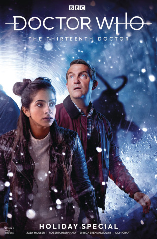 Doctor Who: The Thirteenth Doctor Holiday Special #2 (Photo Cover)
