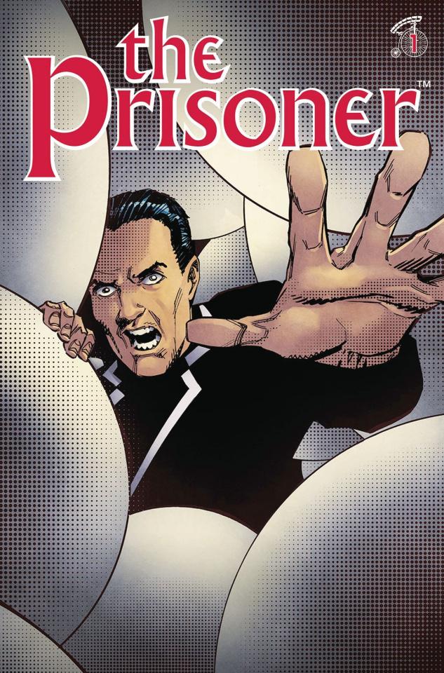 The Prisoner #1 (McCrea Cover)