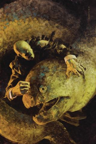 Joe Golem, Occult Detective: Conjurors #3