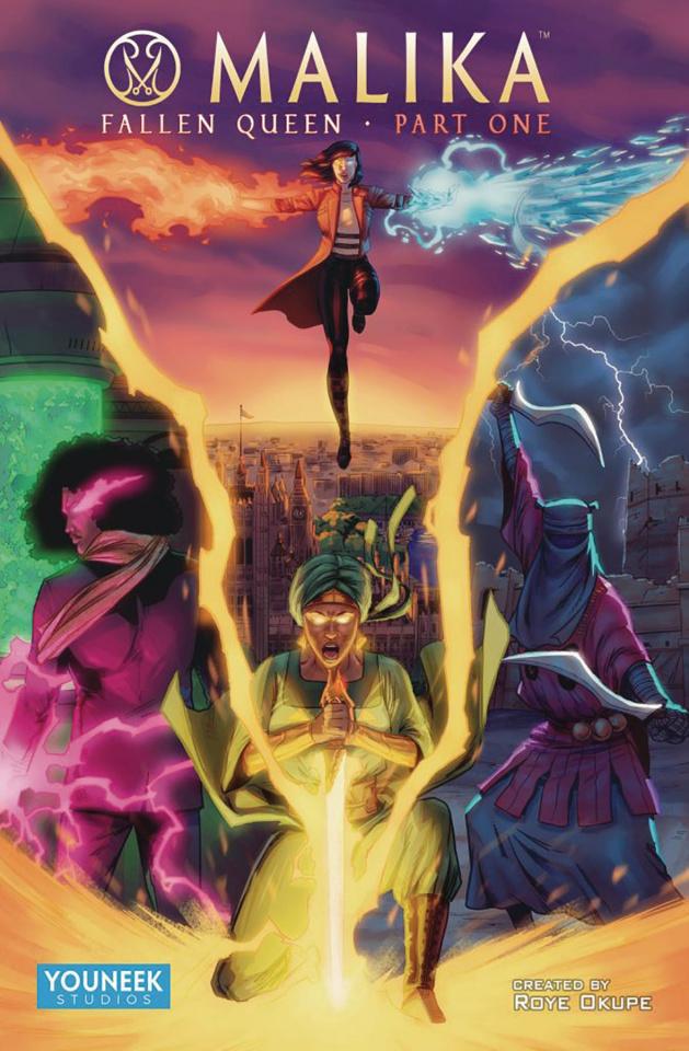Malika: Warrior Queen Vol. 3: Fallen Queen, Part One