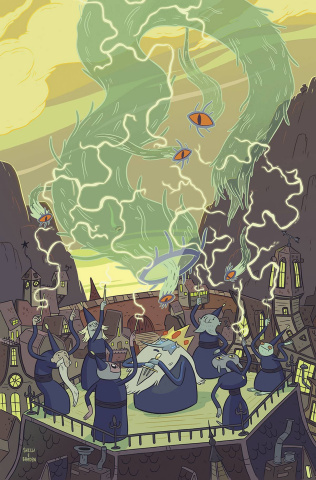 Adventure Time: The Ice King #3