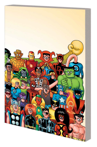 The Marvel Universe According to Hembeck