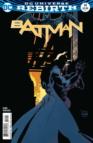 Batman #14 (Variant Cover)
