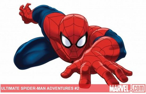 Ultimate Spider-Man: Adventures #2