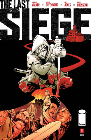 The Last Siege #1 (Greenwood Cover)