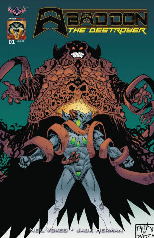 Abaddon the Destroyer #1 (Pure Indie Cover)