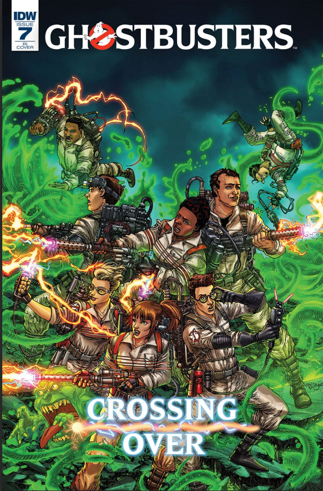 Ghostbusters: Crossing Over #7 (10 Copy Tolibao Cover)