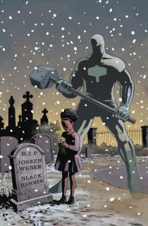 Black Hammer #7 (Ormston Cover)