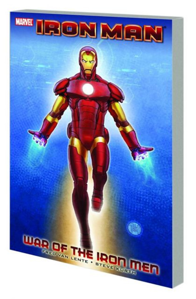 Iron Man: War of Iron Men