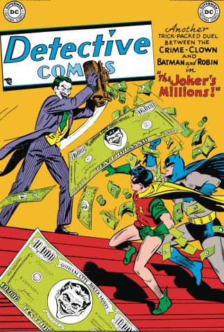 Batman: The Golden Age Vol. 8 (Omnibus)