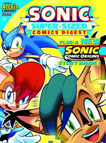 Sonic Super Digest #11