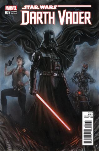 Darth Vader #25 (Granov Cover)