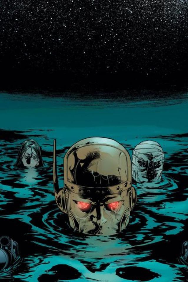 Doom Patrol #22