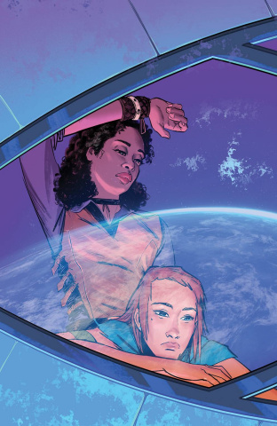 Firefly: Brand New 'Verse #4 (Unlockable Fish Cover)