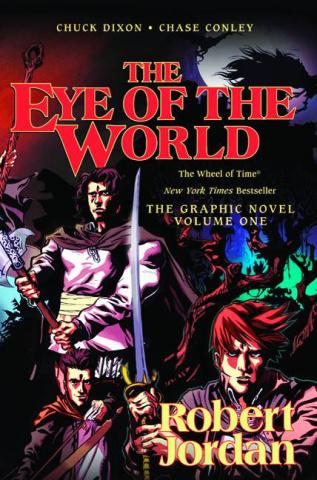 Robert Jordan's Eye of the World Vol. 1
