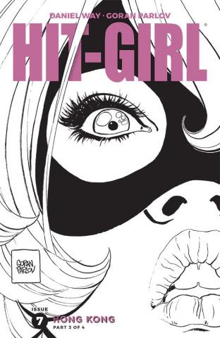 Hit-Girl, Season Two #7 (Parlov Cover)