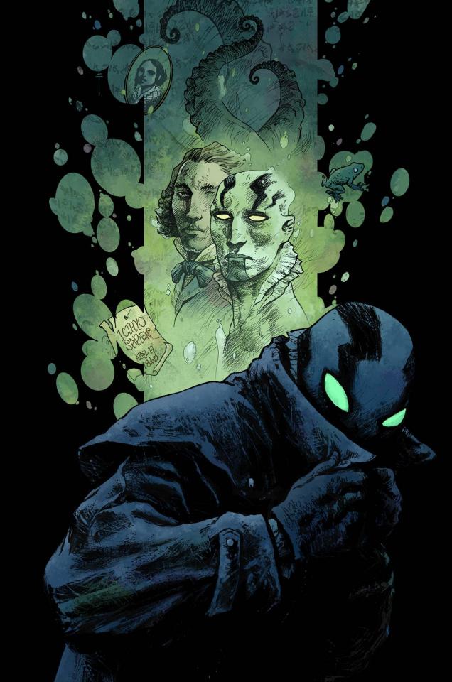 Abe Sapien: Dark & Terrible #1