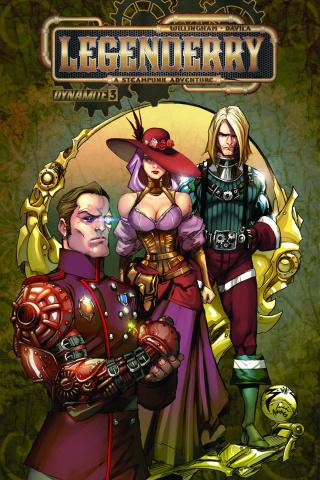 Legenderry: A Steampunk Adventure #3