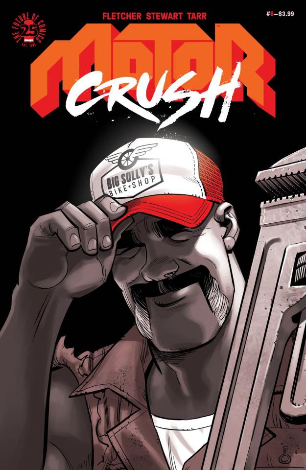 Motor Crush #8 (Stewart Cover)