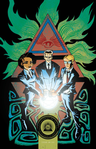 The Department of Truth #9 (Oeming Cover)