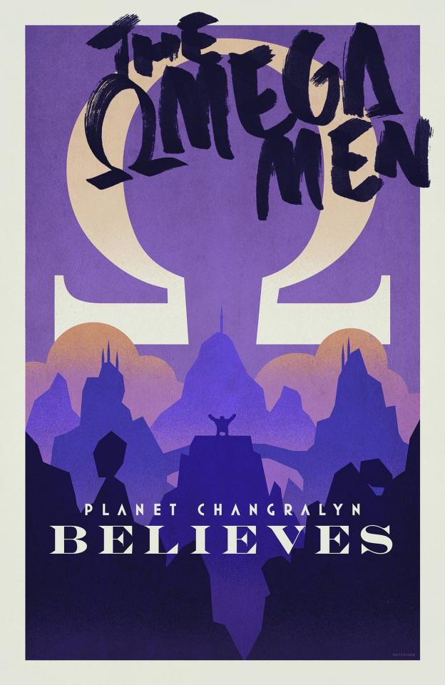 The Omega Men #5