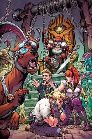 Scooby: Apocalypse #10